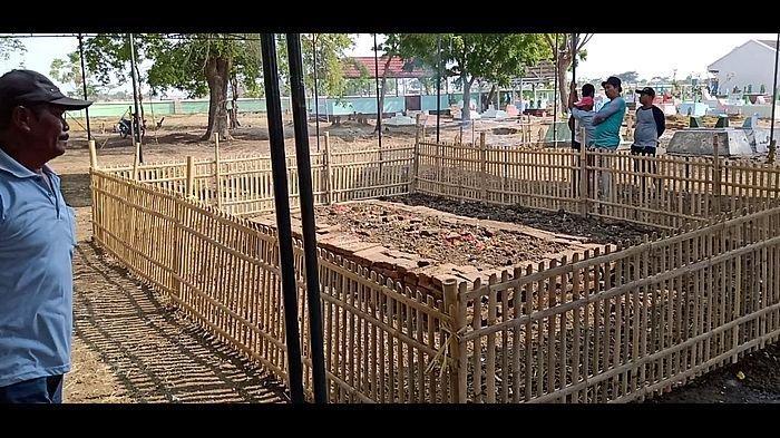 makam kuno syekh abdul rahman murid sunan gunung djati 1