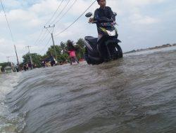 Musim Hujan Belum Pada Puncaknya, Banjir Sudah Mengepung