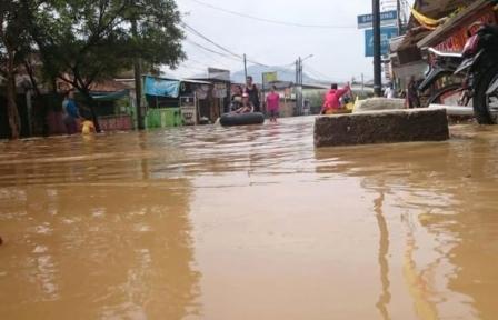Kabupaten Bandung Banjir Lagi