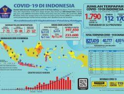 Infografis Covid-19 (2 April 2020)