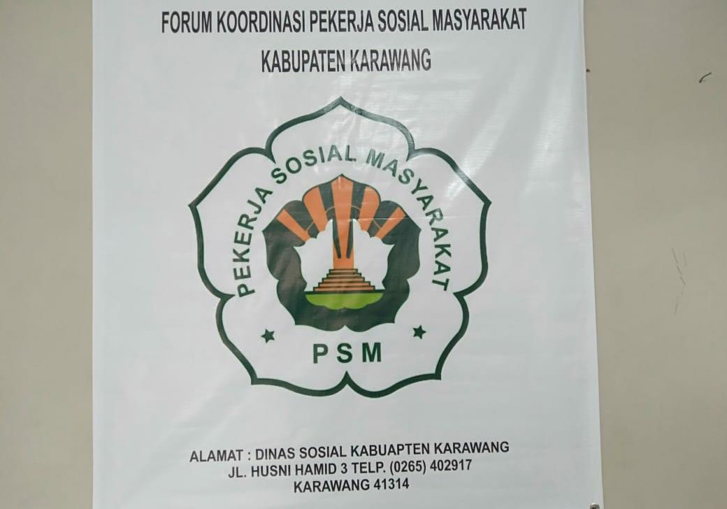 Forum Koordinasi PSM Kabupaten Karawang (Foto:Agus S/potretjabar)
