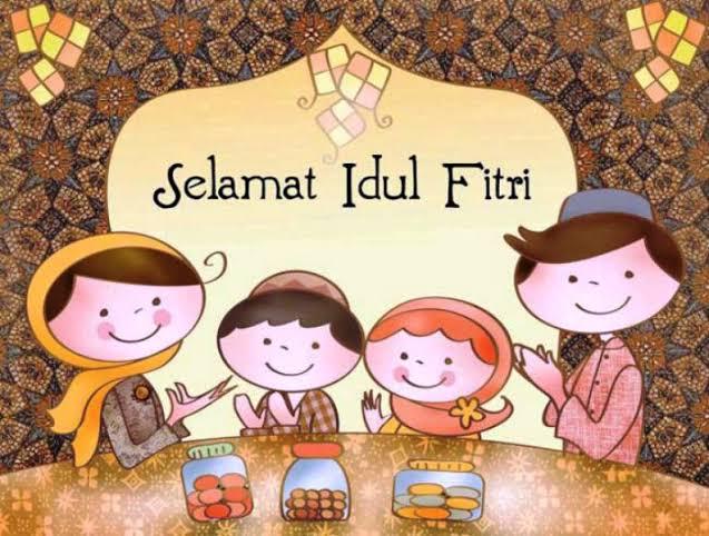 Ilustrasi : Hari Raya Idul Fitri