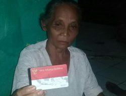 Nenek Renta Mengeluh, Punya Kartu KKS dari 2014 Tidak Pernah Dapat Bantuan