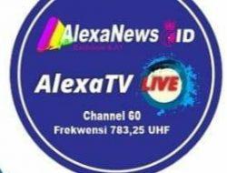 AlexaTV Siap Mengudara dan Menjadi Media Informasi Masyarakat Karawang