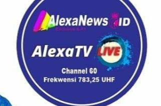 Alex sandro TV siap Mengudara (Foto : Agus S/potretjabar)