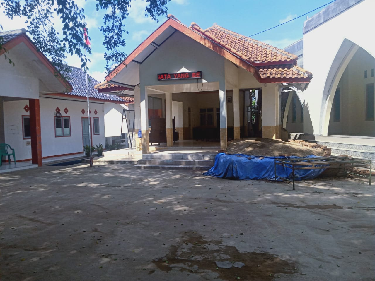 Kantor Desa Girimukti Kecamatan Kasoakandel Kabupaten  Majalengka