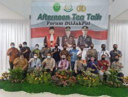 Forum DilJakPol Kabupaten Bekasi Dukung Penegakan Hukum terhadap Pelaksanaan Prokes