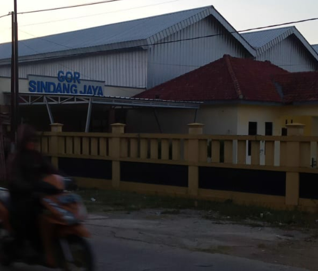 GOR Desa Sindang Jaya Kecamatn Cabangbungin