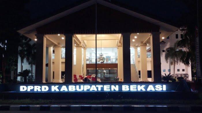 Gedung DPRD Kabupaten Bekasi