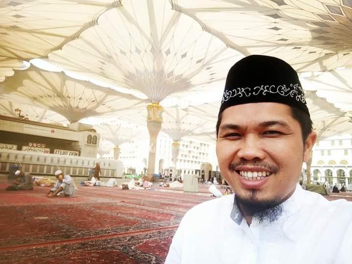 Ketua Persatuan Wartawan Indonesia (PWI) Kabupaten Majalengka Jejep Falahul Alam