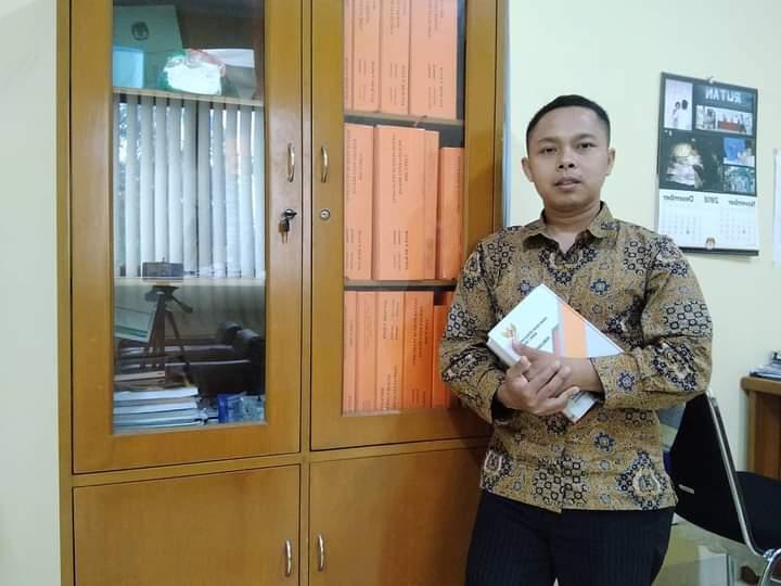 Ali Syaifa AS (Komisioner KPU Kota Bekasi)