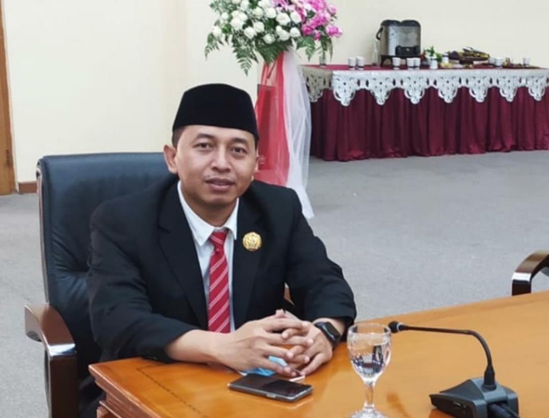 Anggota DPRD Kabupaten Bekasi Nyumarno