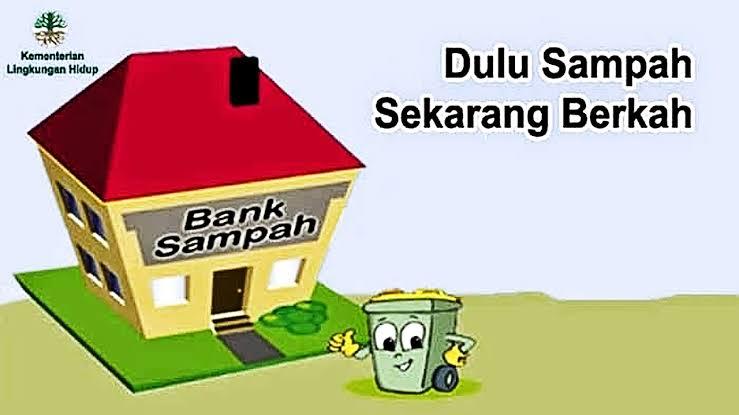 Ilustrasi Bank Sampah