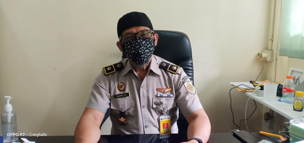 Kasubsie Pemeliharaan Data dan Pembinaan PPAT Kantah ATR/BPN Kabupaten Karawang, Dadang Suratman Sumarna,