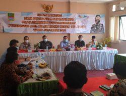 Kejari Kabupaten Bekasi Bersama DPMD Beri Penyuluhan Hukum untuk Kades dan BPD