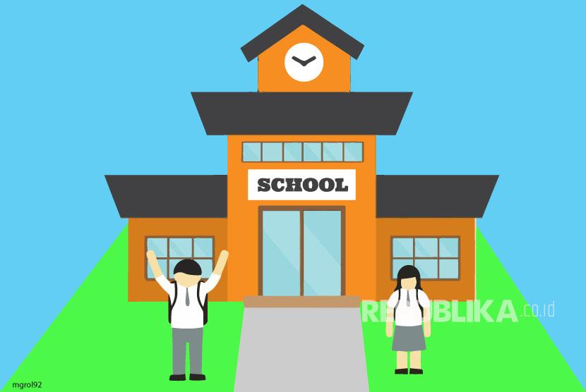 ilustrasi sekolah gratis 170331202923 376