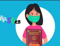 Duh, Pengambilan Raport di SDN Sukawangi Bekasi Dibandrol 50 ribu