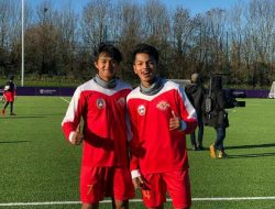 Terbang ke Inggris, Noval Putra Asal Cikarang  Bergabung Timnas U16 Garuda Selection