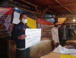 Pedagang di Pasar Cikarang Mogok Jualan Minta Jokowi Turunkan Harga Daging