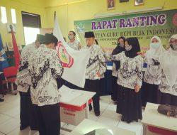 Musyawarah Ranting PGRI Rawalumbu Menghasilkan Kepengurusan Baru