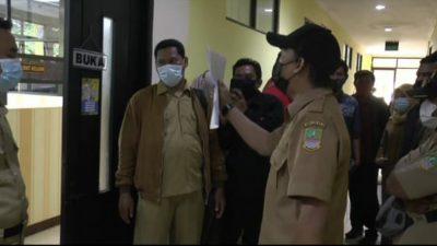 Merasa Diombang Ambing, Guru Honorer Geruduk Disdik Kabupaten Bekasi