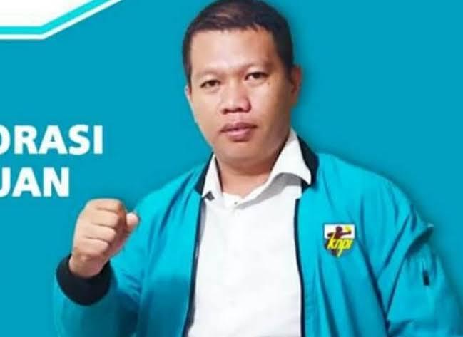Ketua DPD KNPI Kota Bekasi Mardani Ahmad