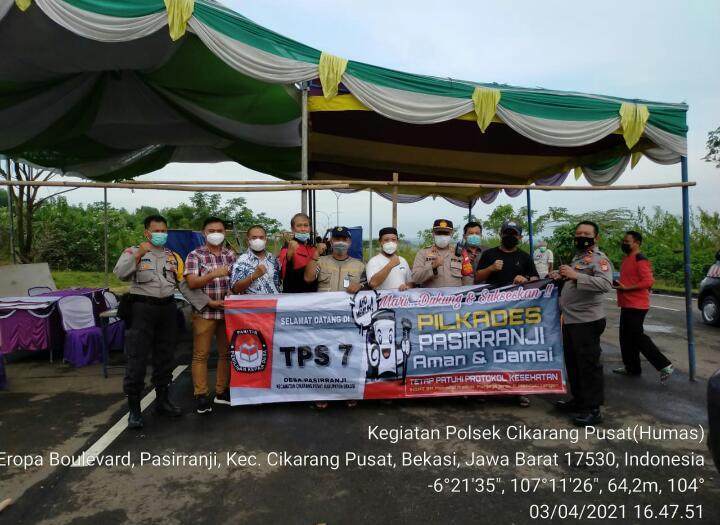 TPS 07 Desa Pasiranji Kecamatan