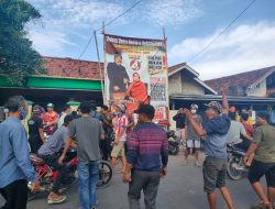 Pilkades Karang Mekar  Incumbent Kembali Berjaya