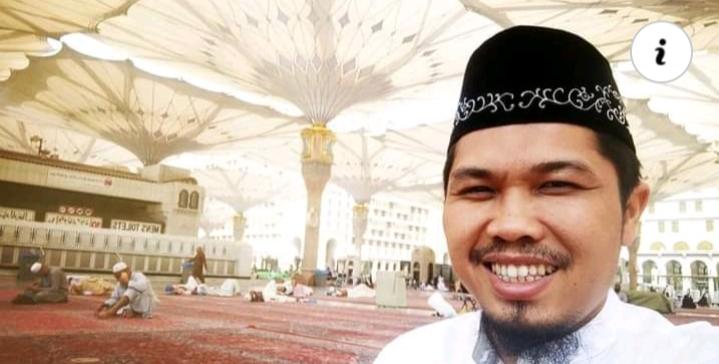 Ketua Persatuan Wartawan Indonesia (PWI) Kabupaten Majalengka Jejep Falahul