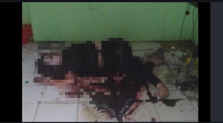 Wanita muda ditemukan tewas berlumur darah di Tambun diduga Pembunuhan