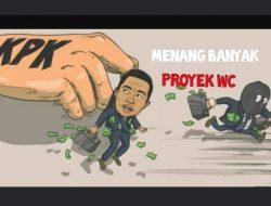 Oknum Anggota Dewan Disebut Terlibat Dalam Pusaran Korupsi WC Miliaran di Bekasi