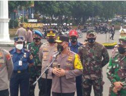 TNI-PMJ Patroli Malam Takbiran, Warga Diimbau di Rumah