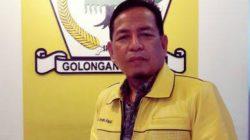 Sekretaris Pelaksana Tugas (Plt) Partai Golkar Kota Bekasi Amin Fauzi