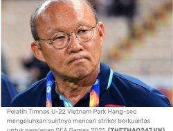 Malu Kalah dari Timnas Indonesia, Pelatih Vietnam Siap Pulang Kampung