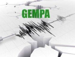 Gempa Berkekuatan M 4,4 Guncang Pangandaran Jawa Barat