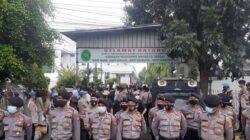 Sidang Vonis Habib Rizieq, 2.801 Personel Polisi dan TNI Dikerahkan