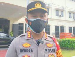 Polrestro Bekasi Giat Operasi Pengamanan Malam Takbir Idul Adha di Masa PPKM Darurat