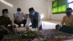 Potong Tumpeng, DPD KNPI Kota Bekasi Rayakan HUT ke-48