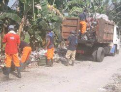 Keterbatasan Armada, UPTD Wilayah II Rengasdengklok Kewalahan Angkut Sampah