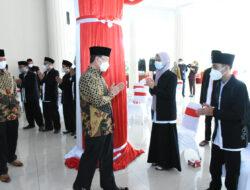 Bupati Majalengka Lepas 14 Kafilah untuk Bertanding STQH  ke XVII Tingkat Provinsi Jawa Barat