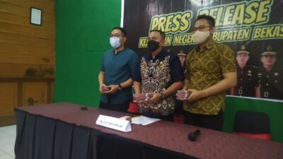 Kejari Kabupaten Bekasi Selamatkan Uang Negara Rp. 265 Juta dari Perkara Korupsi TKD