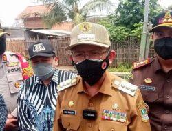 Pj. Bupati Bekasi Geram, Perusahaan Buang Limbah di Cilemah Abang Bakal Diperiksa Polisi