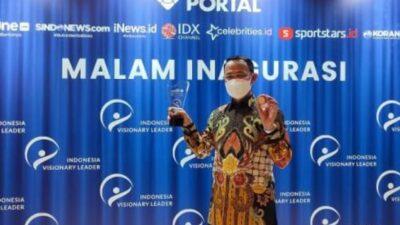 Bupati Majalengka Raih Penghargaan Visionary Leaders Penanganan Pandemi Covid -19