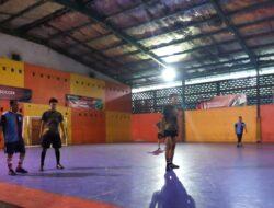 Tingkatkan Imunitas, RSUD Cideres Gelar Futsal Bersama PWI