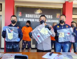 Sekap Penjaga Ruko Minta Tebusan, Tiga Pelaku Ditangkap Polres Majalengka