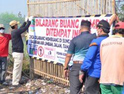 Kadisdik Jadi LO kebersihan bersama Camat Tarumajaya Ajak Warga Jaga Lingkungan