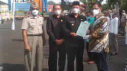 HUT Agraria ke 61, Wakil Bupati Majalengka Ancam Pecat Pegawai Terlibat Mafia Tanah