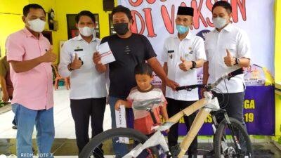 Genjot Percepatan, PT.BBWM Bersama Dirintelkam PMJ Gelar Vaksinasi di Kelurahan Bahagia