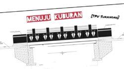Dewan Bidik Pembangunan Jembatan Kuburan di Sukaindah