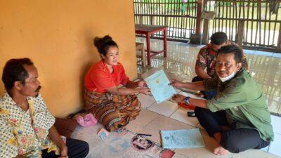 Semakin Berinovasi BPN Kabupaten Bekasi Beri Layanan 'Delivery Service' Sertipikat PTSL